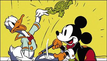 """Disney's """"Magician Mickey"""" (1937)"""
