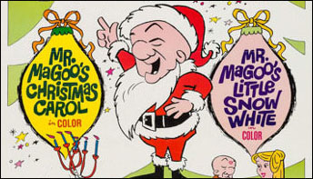 "UPA's ""Mr. Magoo's Christmas Carol"" on Records, Part Two"