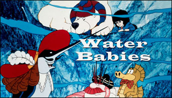 """Lionel Jeffries' """"The Water Babies"""" (1978) on Records"""