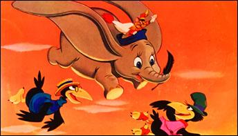 "The Story of Walt Disney's ""Dumbo"" on Disneyland Records"