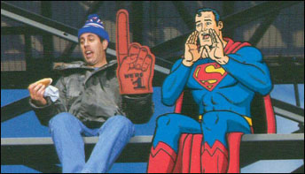"""The Adventures of Seinfeld and Superman""  The 2004 Webisodes"