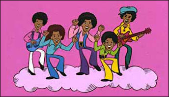 "Rankin-Bass ""The Jackson 5ive"""
