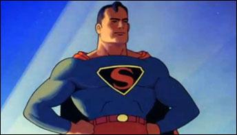 The First Fleischer Superman