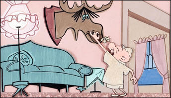 Animation Profiles: PETE BURNESS