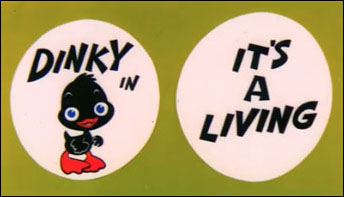 "The Usual TB rant and Terrytoons ""It's a Living"" (1957)"