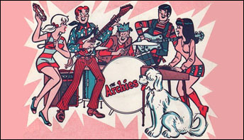 """50 Years Ago: When the Animated """"Archies"""" Ruled TV & Pop Music"""