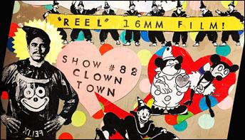 Clowning Around at the Cartoon Carnival