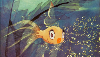 """In His Own Words:  John Hench on """"Fantasia"""""""