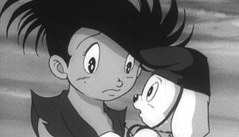 The Last Black & White Anime