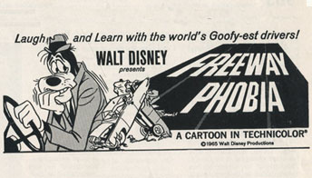 "The Mystery of Goofy's Duo ""Freeway Phobia"""