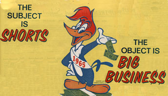 Theatrical Cartoons in 1965