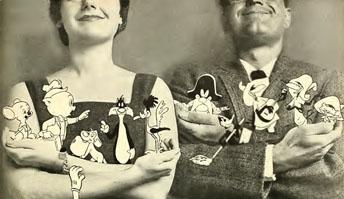Theatrical Cartoons 1957-58