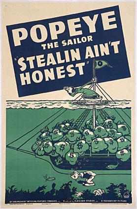 Stealin_poster