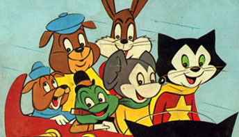 NOT Hanna Barbera
