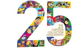 DVD REVIEW: Best of Warner Bros. 25 Cartoon Collection: Hanna-Barbera