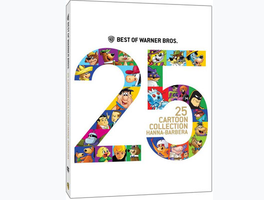 Hanna Barbera Christmas Dvd.Dvd Review Best Of Warner Bros 25 Cartoon Collection