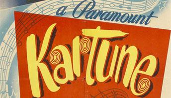 Paramount Cartoon Posters