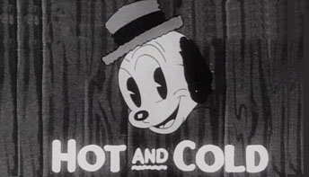 A Lantz comparison: 'My Pal Paul' and 'Hot and Cold'