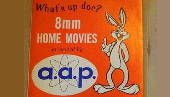 8mm Cartoon Boxes