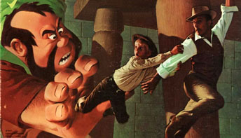 "Hanna Barbera's ""Jack And The Beanstalk"" (1967)"