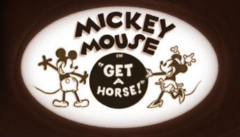 """Mark Kausler Reviews """"Get A Horse!"""""""