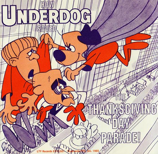 Underdog_45rpm_Front