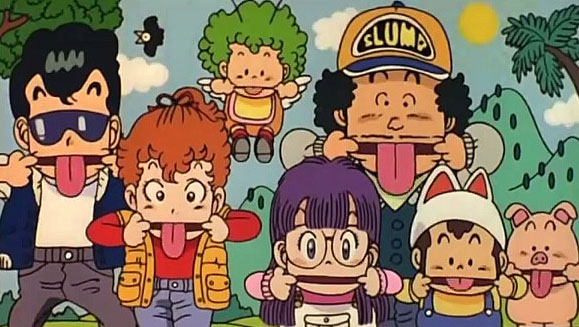 Image result for Dr. Slump