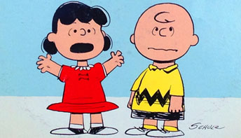 "It's The First Two ""Peanuts"" Albums, Charlie Brown!"