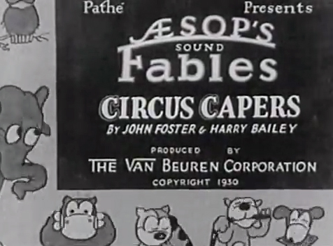 circus capers 1