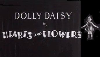 """Dolly Daisy in Hearts and Flowers"" (1930)"