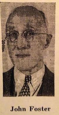 John Foster - circa 1940