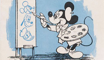 "The Story of Disney's ""The Art of Animation"""