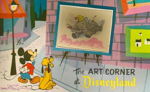 art-corner-postcard