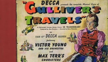"""Gulliver's Travels"" on Records"