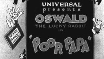 "For Sale: ""Poor Papa"" (1928)"