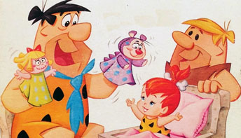 Flintstone Bedtime Stories