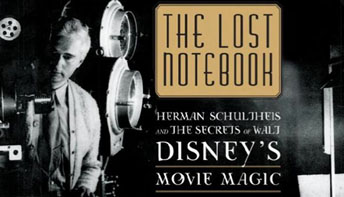 "BOOK REVIEW: John Canemaker's ""The Lost Notebook"""