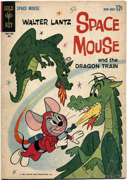 SPACE MOUSE#3