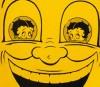 """Fleischer Promo Art #14: """"Betty Boop – The Audience's Eyeful"""""""