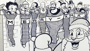 "Fleischer Promo Art #17: ""Ko-Ko, Wiffle Piffle and Adolph Zukor!"""