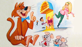 "Hanna-Barbera's ""Cinderella á Go-Go"""