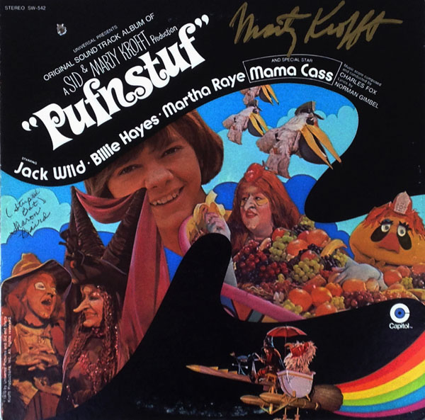 pufnstuf-soundtrackLP600