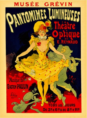 Reynaud-Pantomimes