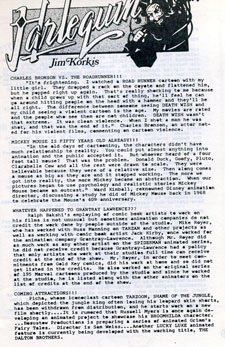 One of Jim's old columns for MINDROT (click To enlarge)