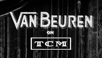 Van Beuren Cartoons on TCM