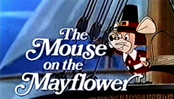 "Rankin-Bass' ""The Mouse on the Mayflower"" & ""The Little Drummer Boy"" (1968)"