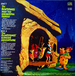 Album back cover - click to enlarge