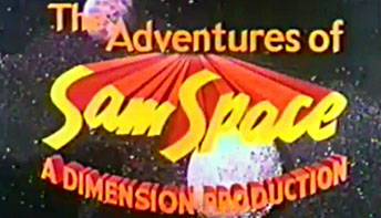 """The Adventures of Sam Space"" (1953)"