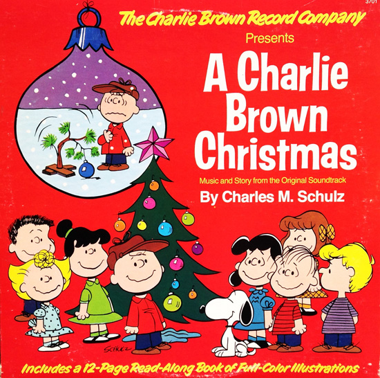 A Charlie Brown Christmas On Vinyl