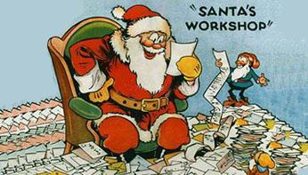"Disney's ""Santa Workshop"" (1932)"
